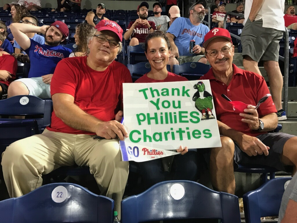 Phillies Charities